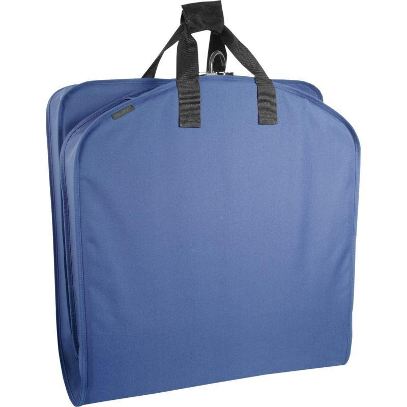 ウォーリーバッグ メンズ スーツケース バッグ Suit Bag with Exterior Pocket - 42 Navy