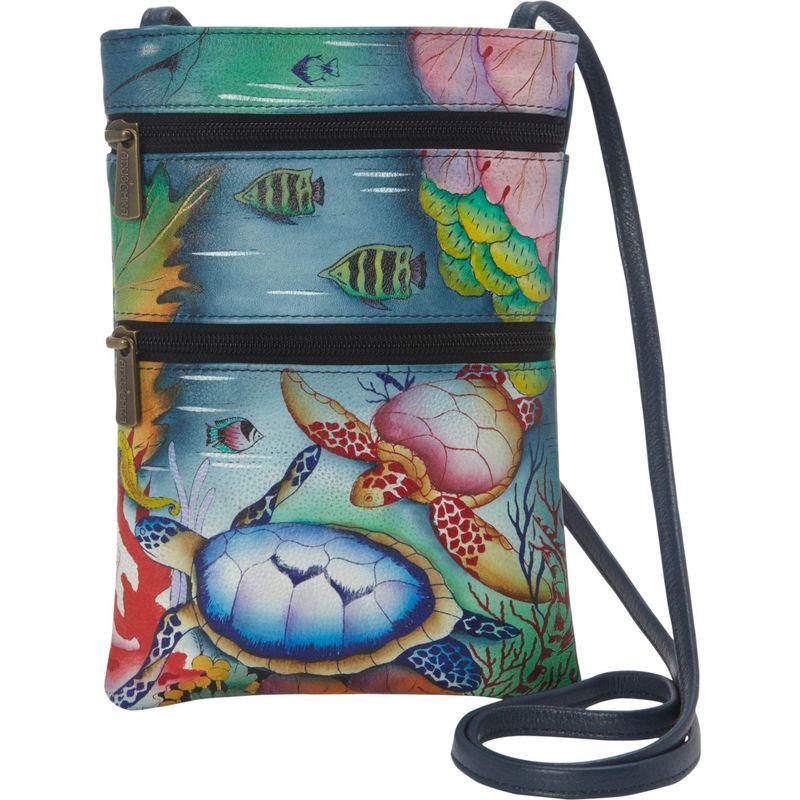 アヌシュカ メンズ ボディバッグ・ウエストポーチ バッグ Mini Travel Companion Crossbody Ocean Treasures