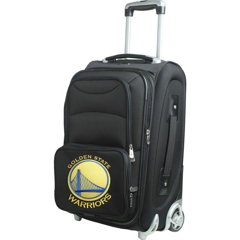 デンコスポーツ メンズ スーツケース バッグ NBA 21 Wheeled Upright Golden State Warriors
