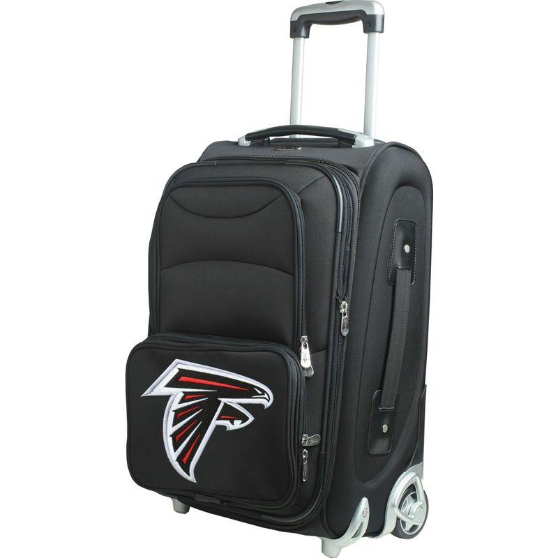 デンコスポーツ メンズ スーツケース バッグ NFL 21 Wheeled Upright Atlanta Falcons