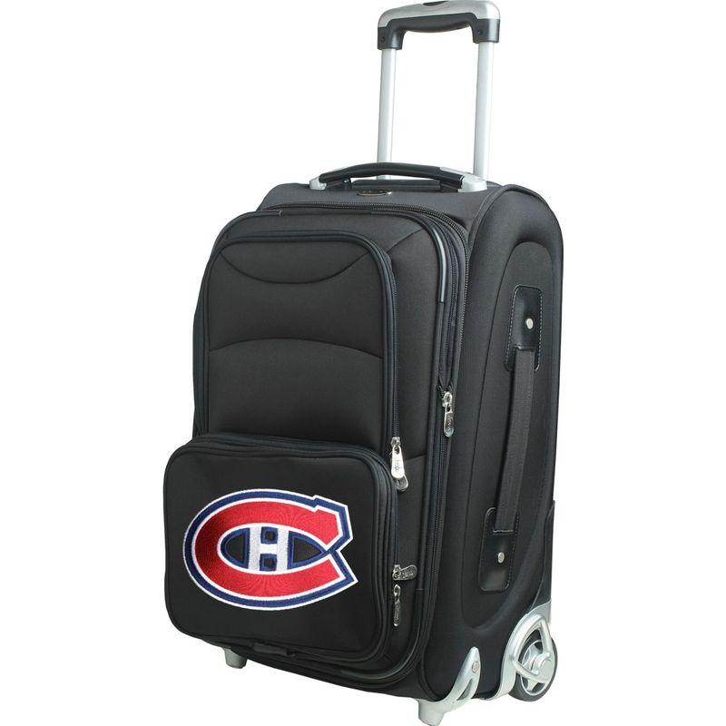 デンコスポーツ メンズ スーツケース バッグ NHL 21 Wheeled Upright Montreal Canadians
