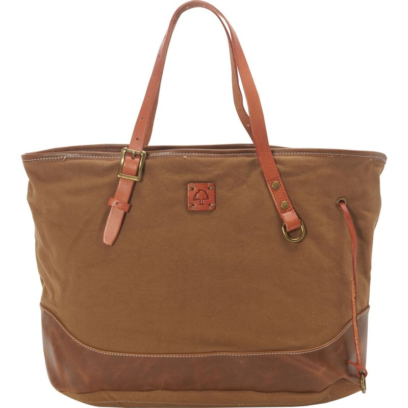 ティエスディー メンズ スーツケース バッグ Redwood Tote Khaki