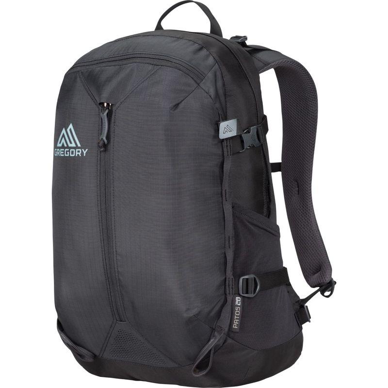 グレゴリー メンズ バックパック・リュックサック バッグ Patos 28 Backpack True Black