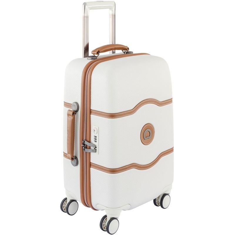 デルシー メンズ スーツケース バッグ Chatelet Hard+ 21 4 Wheel Spinner Carry On Champagne, 四日市市 fc48a308