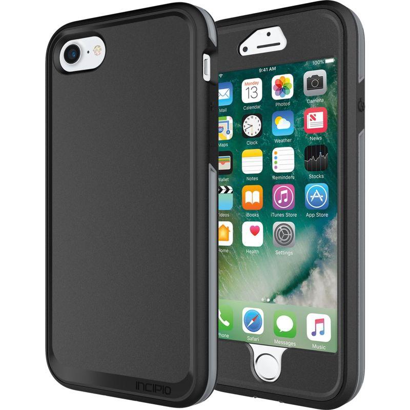 インシピオ メンズ PC・モバイルギア アクセサリー Performance Series Max for iPhone 7 Black/Gray(BKG)