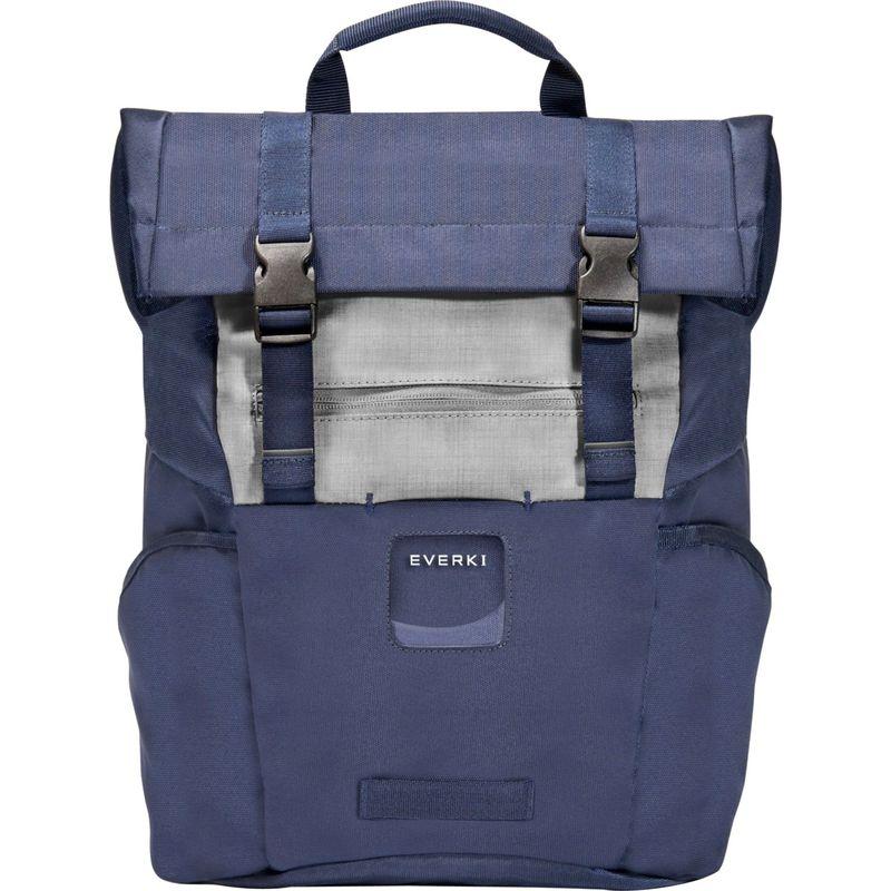 エバーキ メンズ スーツケース バッグ ContemPRO Roll Top 15.6 Laptop Backpack Navy
