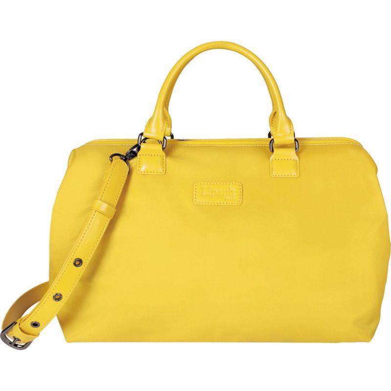 リパルトパリ メンズ ショルダーバッグ バッグ Lady Plume Bowling Bag - Medium Saffron Yellow- Discontinued