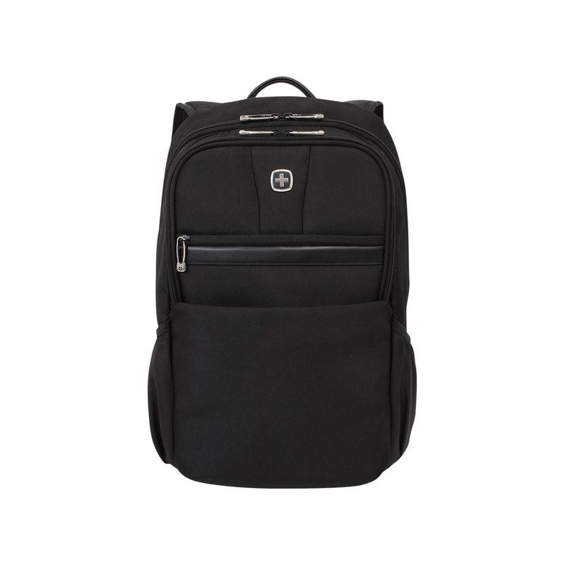 スイスギアトラベルギア メンズ スーツケース バッグ 6369 Laptop Backpack Black