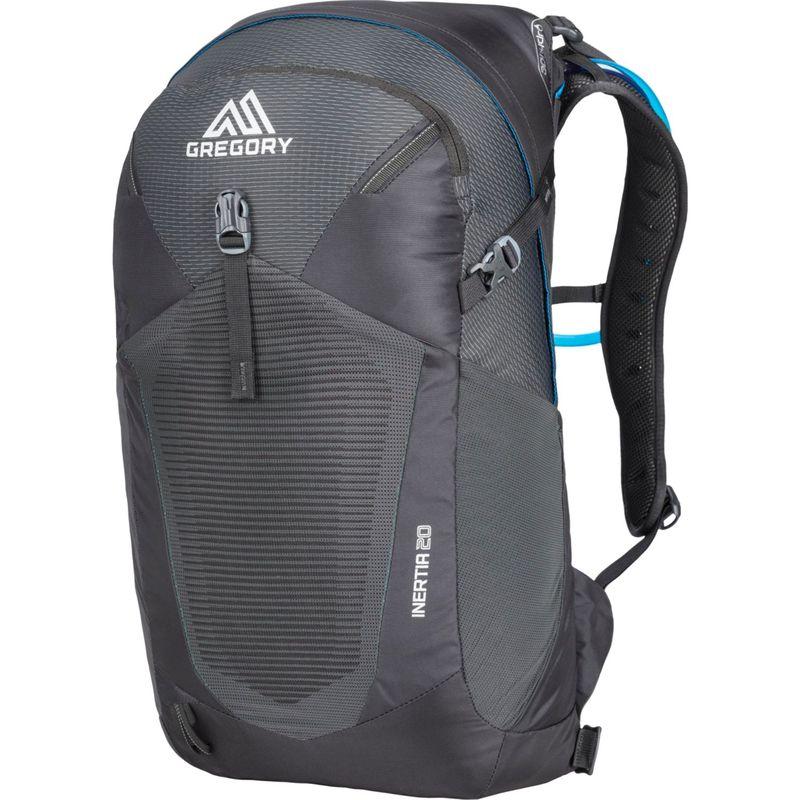 グレゴリー メンズ バックパック・リュックサック バッグ Inertia 20 3D-Hydro Hiking Backpack Shadow Black