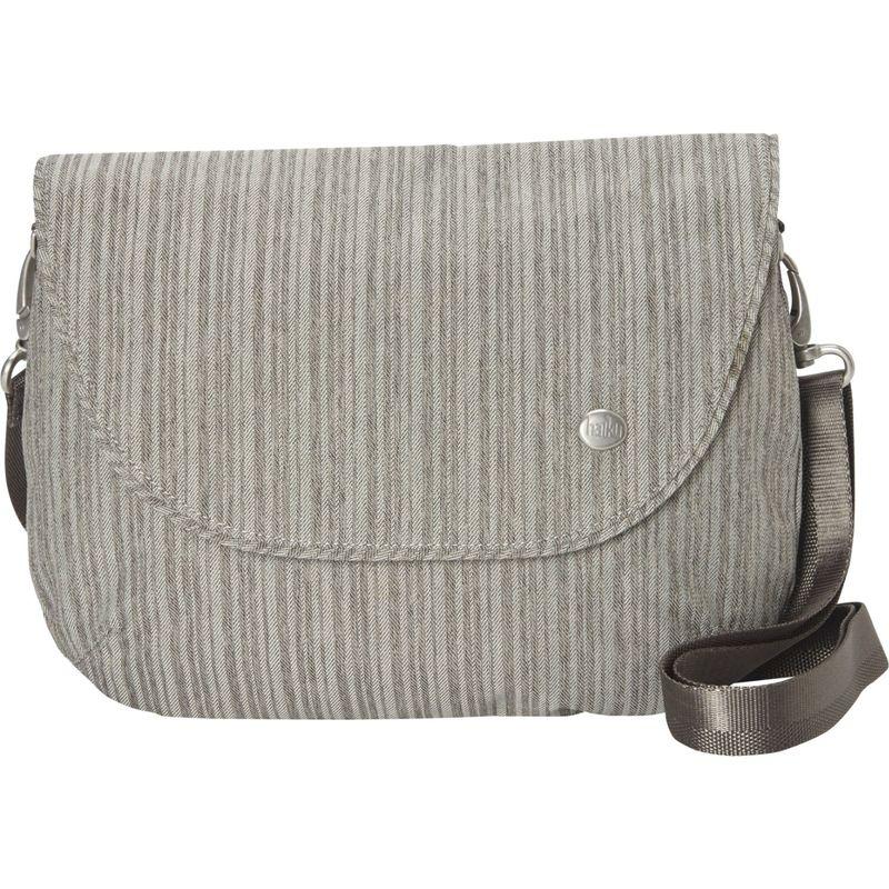 ハイク メンズ ボディバッグ・ウエストポーチ バッグ RFID Bliss Crossbody Bag Gray Poplar