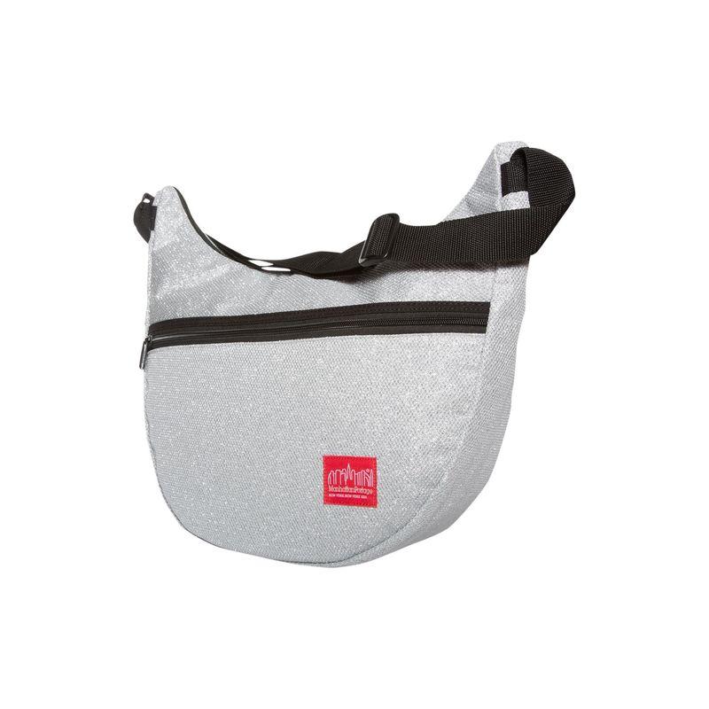 マンハッタンポーテージ メンズ ショルダーバッグ バッグ Midnight Nolita Shoulder Bag Gray