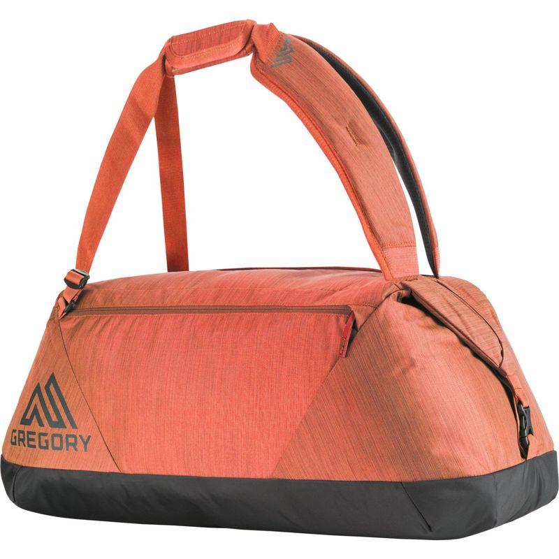 グレゴリー メンズ ボストンバッグ バッグ Stash Duffel 45 Burnished Orange - Small