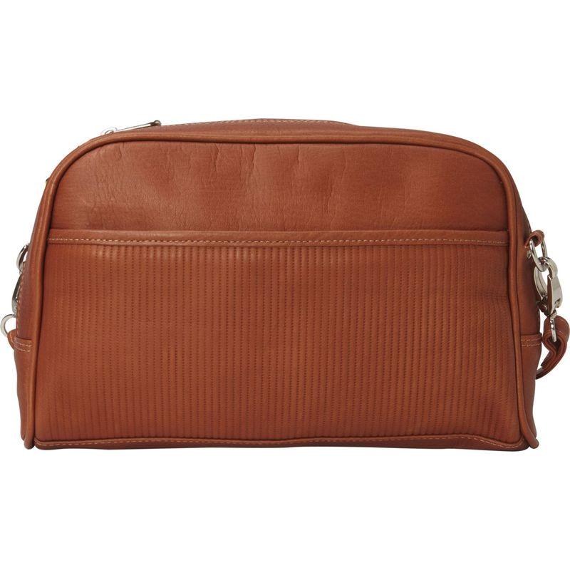 ピエール メンズ ボディバッグ・ウエストポーチ バッグ Impresso Clutch Handbag Saddle