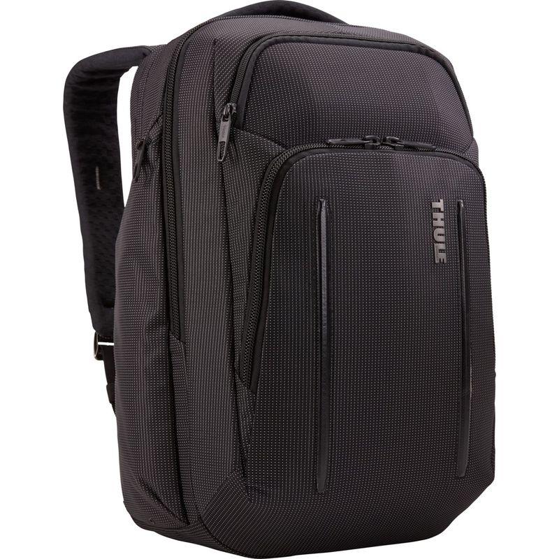 スリー メンズ スーツケース バッグ Crossover 2 30L Laptop Backpack Black(Black)
