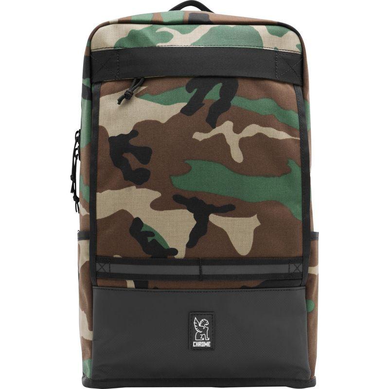 クローム インダストリーズ メンズ スーツケース バッグ Hondo Laptop Backpack Camo