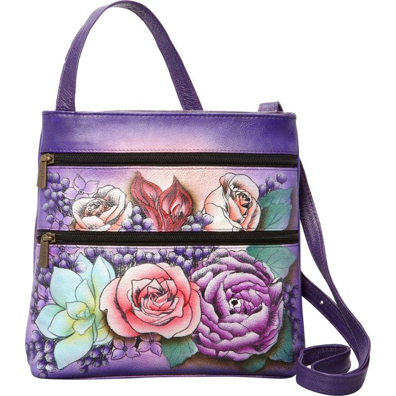 アヌシュカ メンズ ボディバッグ・ウエストポーチ バッグ Small Travel Companion Crossbody Lush Lilac
