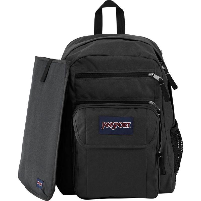 ジャンスポーツ メンズ バックパック・リュックサック バッグ Digital Student Laptop Backpack Black/Forge Grey