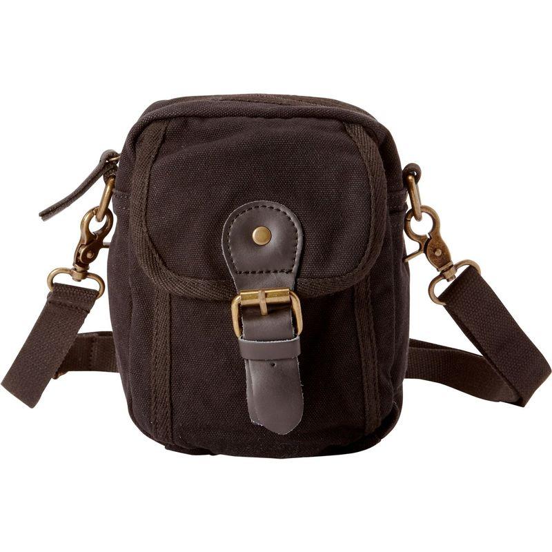 ヴァガボンドトラベラー メンズ ボディバッグ・ウエストポーチ バッグ Canvas Sorts Waist Bag Black