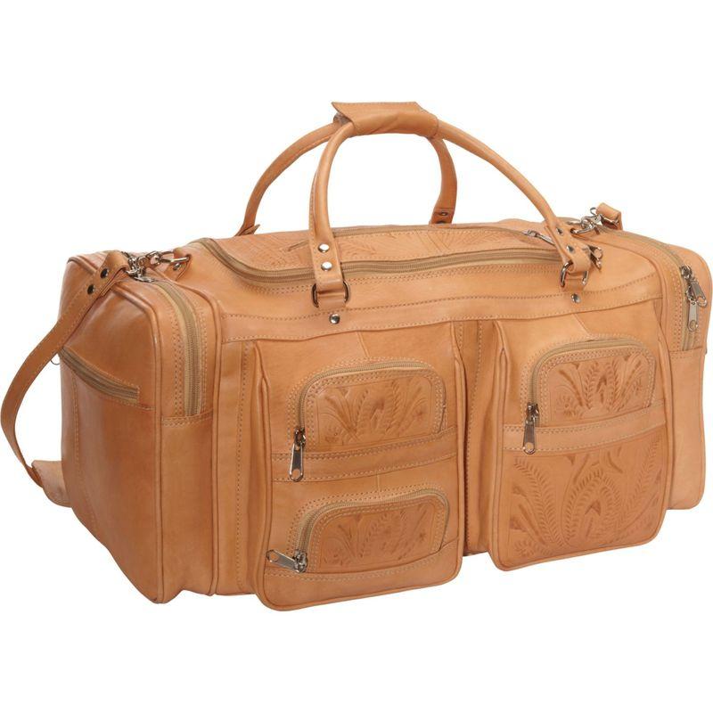 ロピンウェスト メンズ スーツケース バッグ Duffel Bag Natural
