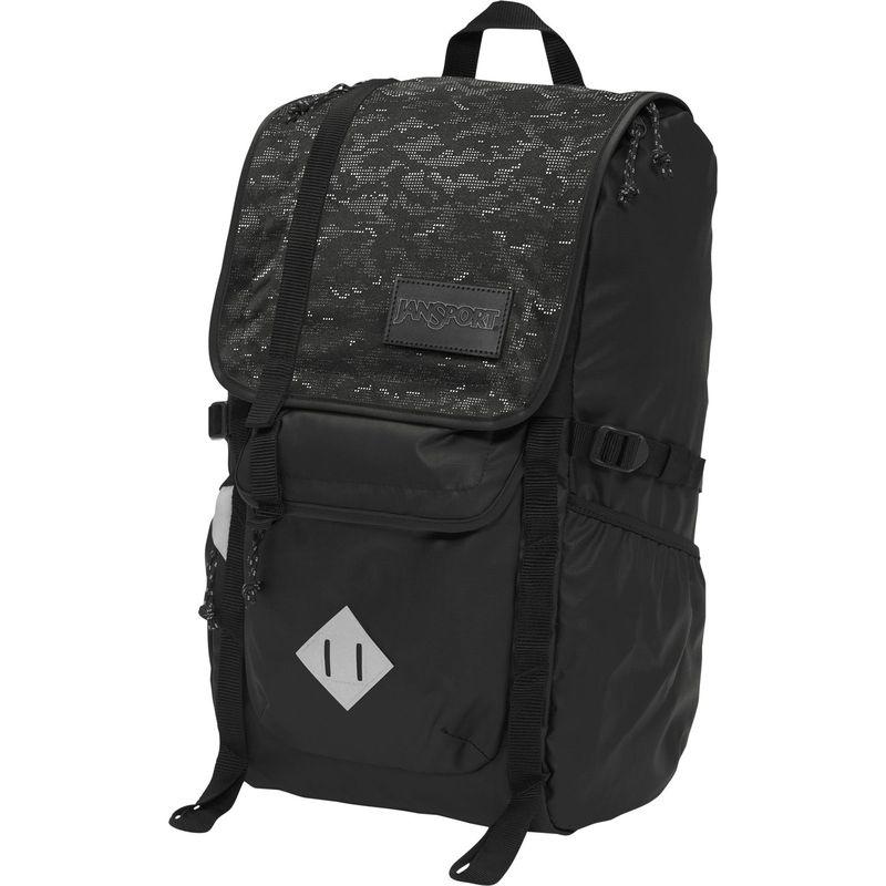ジャンスポーツ メンズ バックパック・リュックサック バッグ Hatchet Special Edition Laptop Backpack Black Dot Matrix