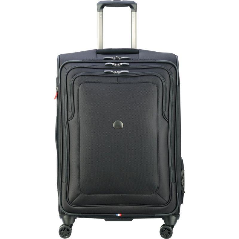 デルシー メンズ スーツケース バッグ Cruise Lite Soft 25 Exp. Spinner Suiter Trolley Black