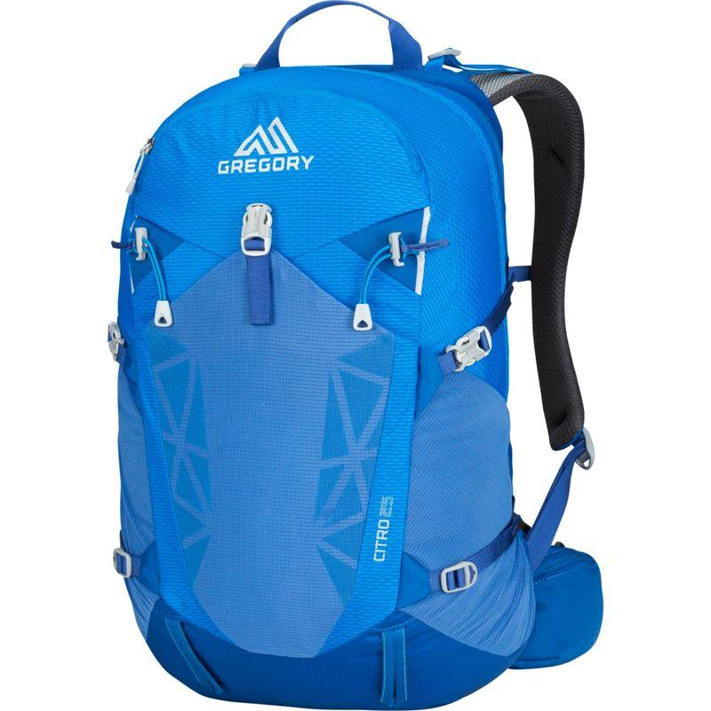 グレゴリー メンズ バックパック・リュックサック バッグ Citro 25 3D-Hyd Hiking Backpack Tahoe Blue