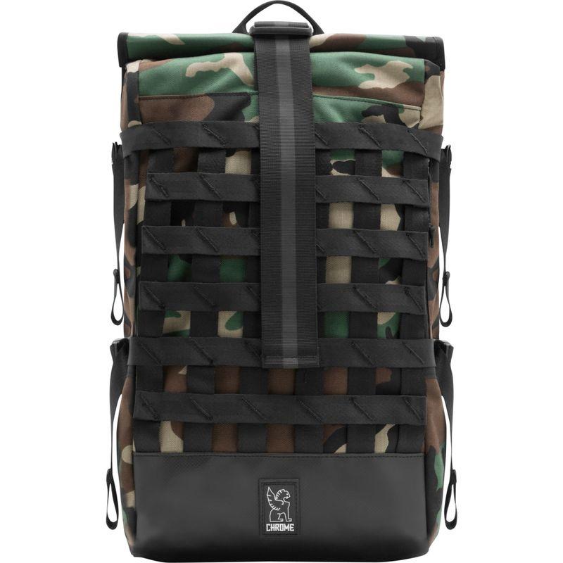 クローム インダストリーズ メンズ スーツケース バッグ Barrage Cargo Laptop Backpack Camo