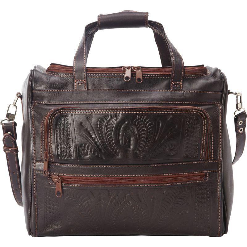 ロピンウェスト メンズ スーツケース バッグ Carry On Brown