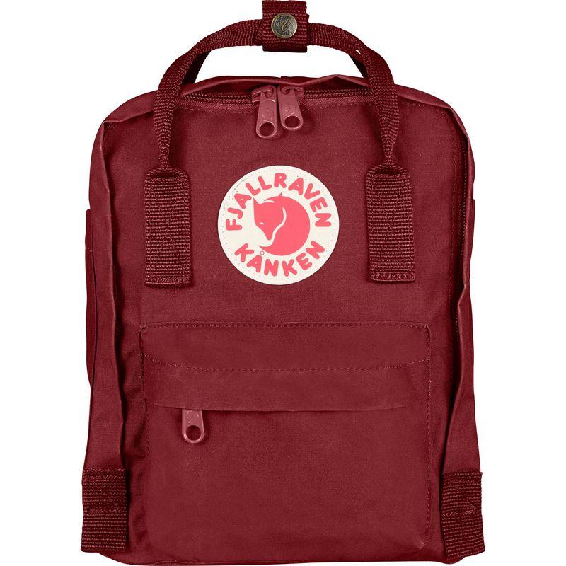 フェールラーベン メンズ バックパック・リュックサック バッグ Kanken Mini Backpack Ox Red