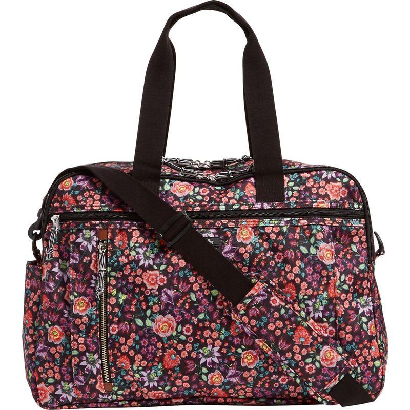 ベラブラッドリー メンズ スーツケース バッグ Lighten Up Weekender Travel Bag Petite Vines