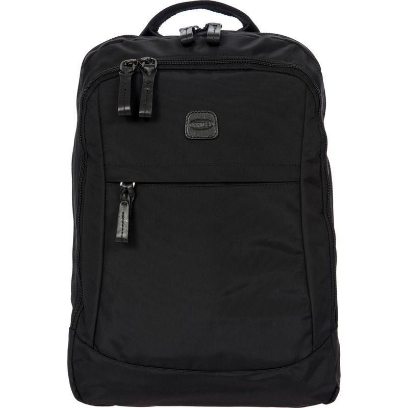 ブリックス メンズ バックパック・リュックサック バッグ X- Bag Metro Laptop Backpack Black/Black