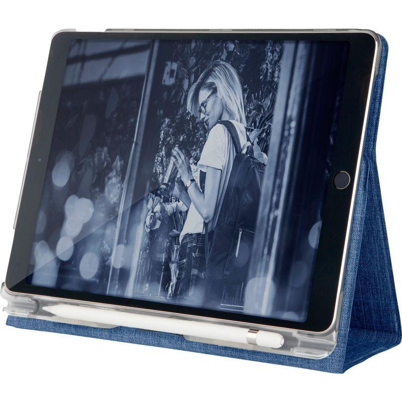 STMグッズ メンズ PC・モバイルギア アクセサリー Atlas Case for iPad 5th Gen 9.7, iPad 6th Gen 9.7, iPad Pro 9.7, iPad Air 1, iPad Air 2 Dutch Blue