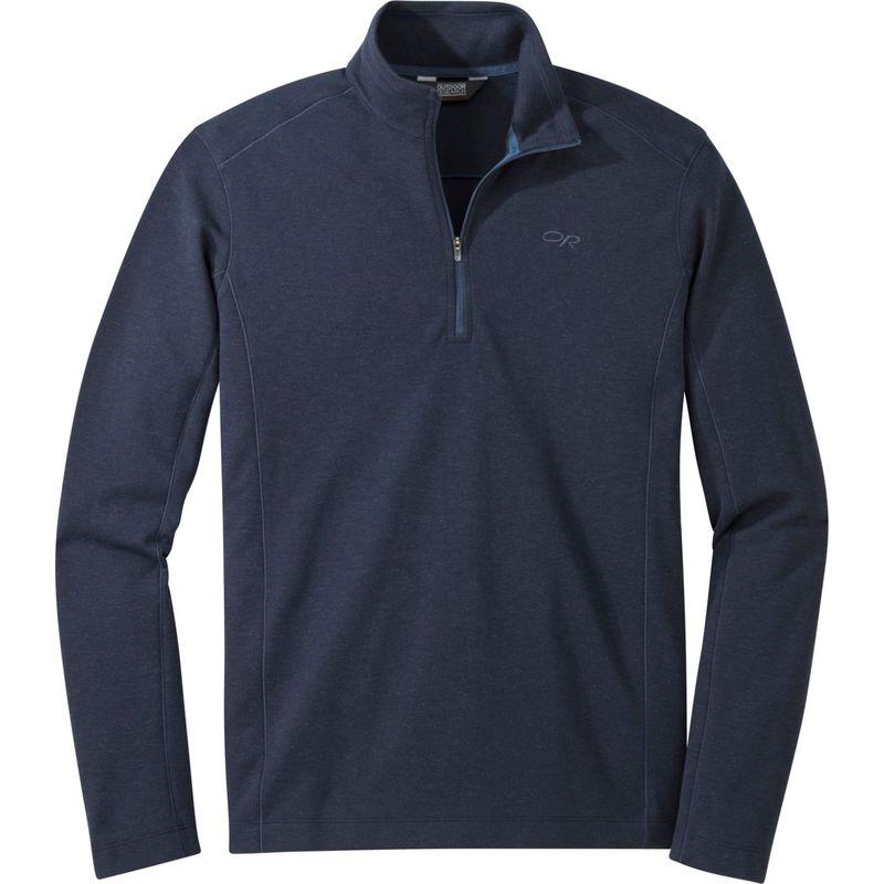 アウトドアリサーチ メンズ ニット・セーター アウター Men's Blackridge Qtr-ZIp Naval Blue