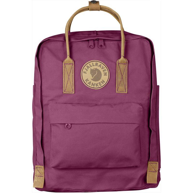 フェールラーベン メンズ バックパック・リュックサック バッグ Kanken No.2 Backpack Plum