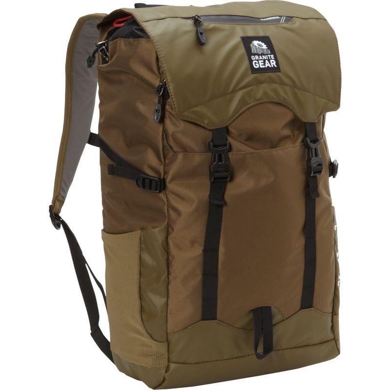 グラナイトギア メンズ バックパック・リュックサック バッグ Brule Backpack Highland Peat/Black