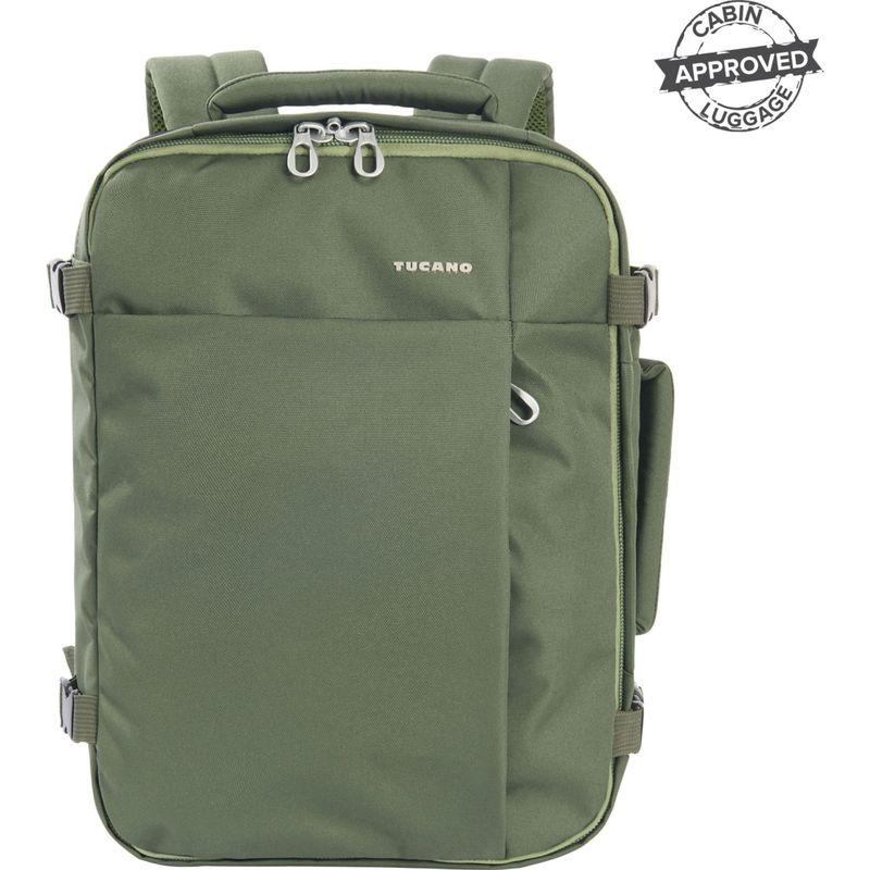 ツカーノ メンズ バックパック・リュックサック バッグ Tugo Small Travel Backpack Green