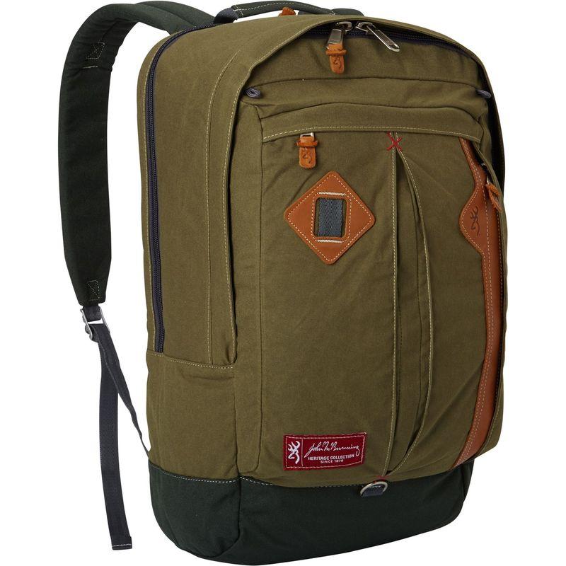 ブロウニング メンズ スーツケース バッグ Taos Commuter Day Pack Green