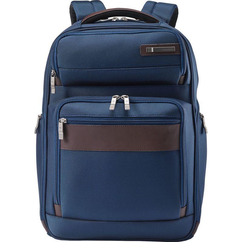 サムソナイト メンズ スーツケース バッグ Kombi Large Laptop Backpack Legion Blue