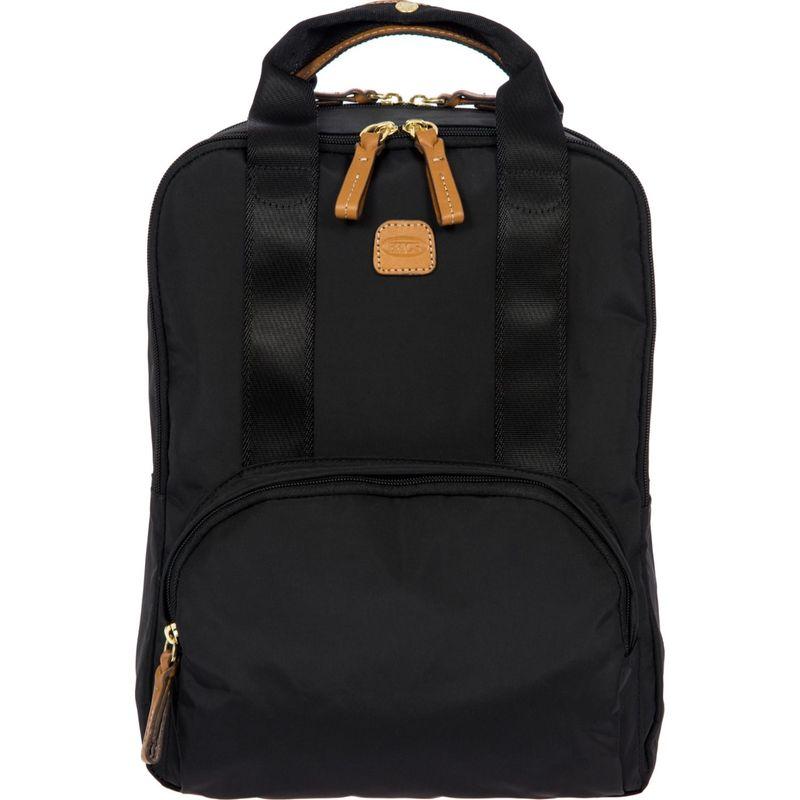 ブリックス メンズ スーツケース バッグ X-Bag Urban Laptop Backpack Black