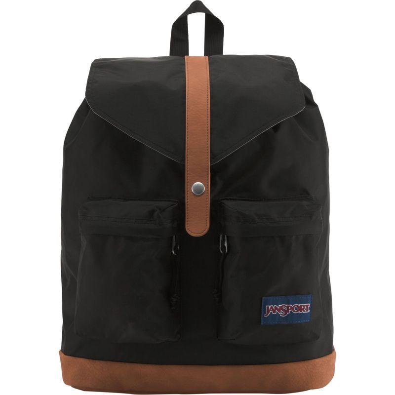 ジャンスポーツ メンズ バックパック・リュックサック バッグ Madalyn Laptop Backpack Black