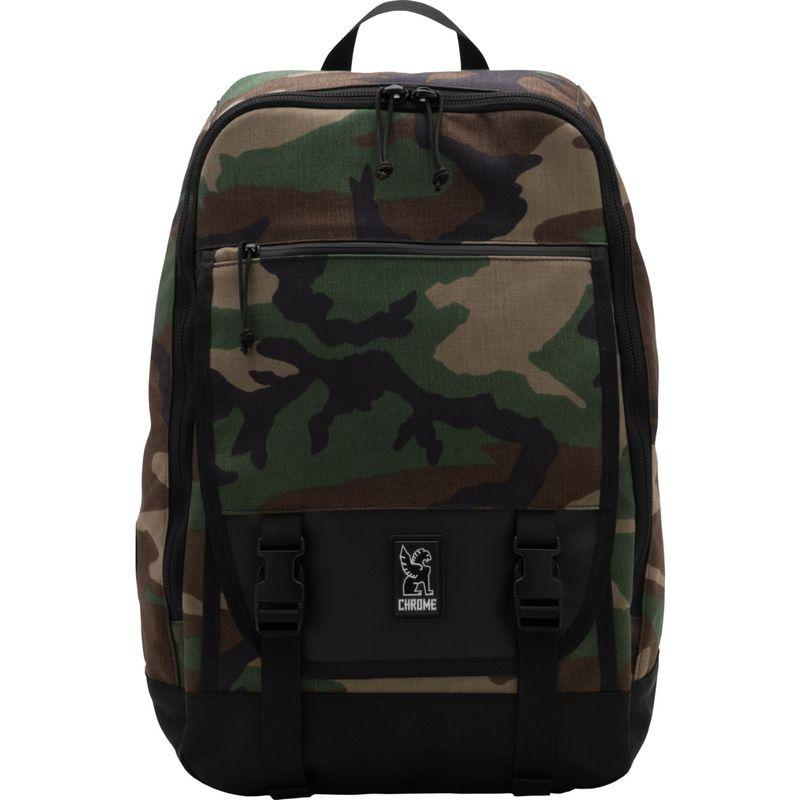クローム インダストリーズ メンズ スーツケース バッグ Cardiel Fortnight 2.0 Backpack Woodland Camo