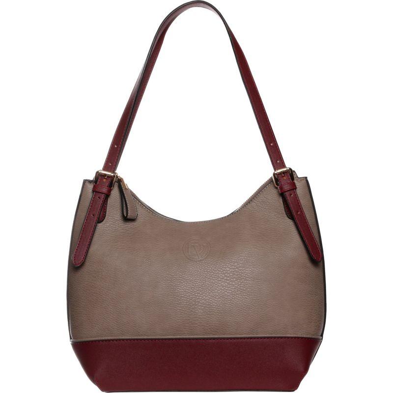 ラディバ メンズ ショルダーバッグ バッグ Beau Shoulder Bag Sand/Bordeaux