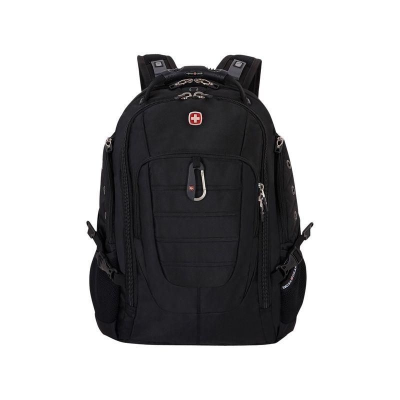 スイスギアトラベルギア メンズ バックパック・リュックサック バッグ 6996 ScanSmart Laptop Backpack Black