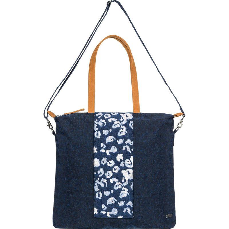 ロキシー メンズ ショルダーバッグ バッグ Precious Sunset Large Shoulder Bag Dress Blues