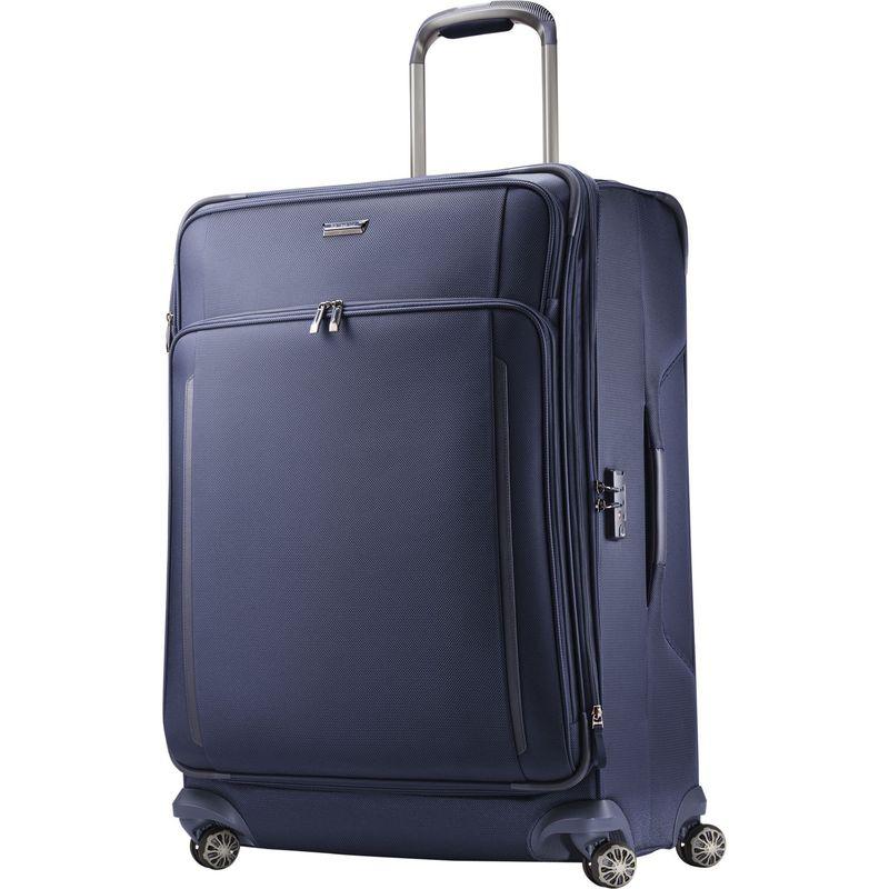 サムソナイト メンズ スーツケース バッグ Silhouette XV Softside Spinner 29 Twilight Blue