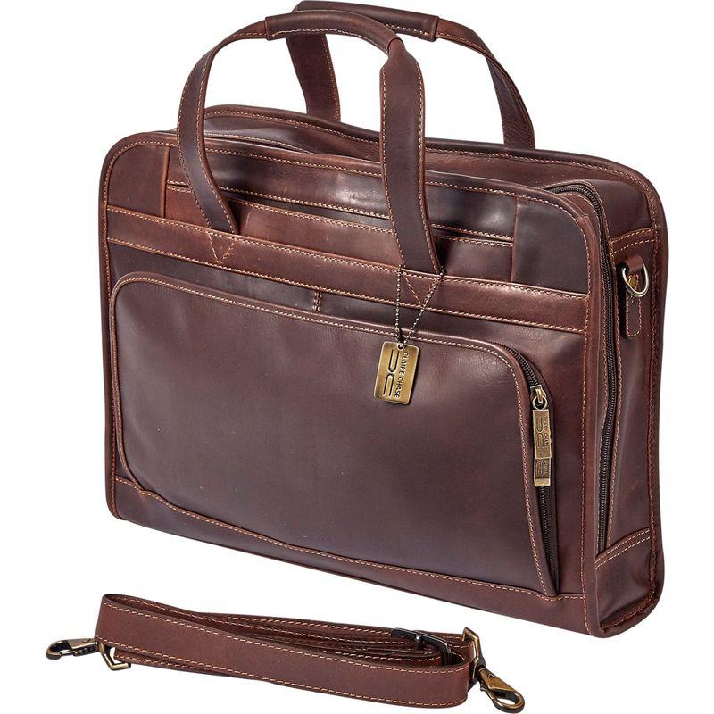 クレアーチャイス メンズ スーツケース バッグ Legendary Professional Briefcase Dark Brown