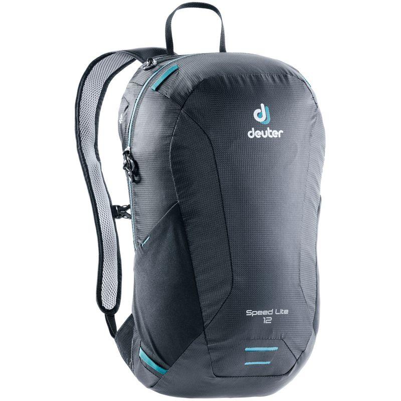 ドイター メンズ バックパック・リュックサック バッグ Speed Lite 12 Hiking Pack Black