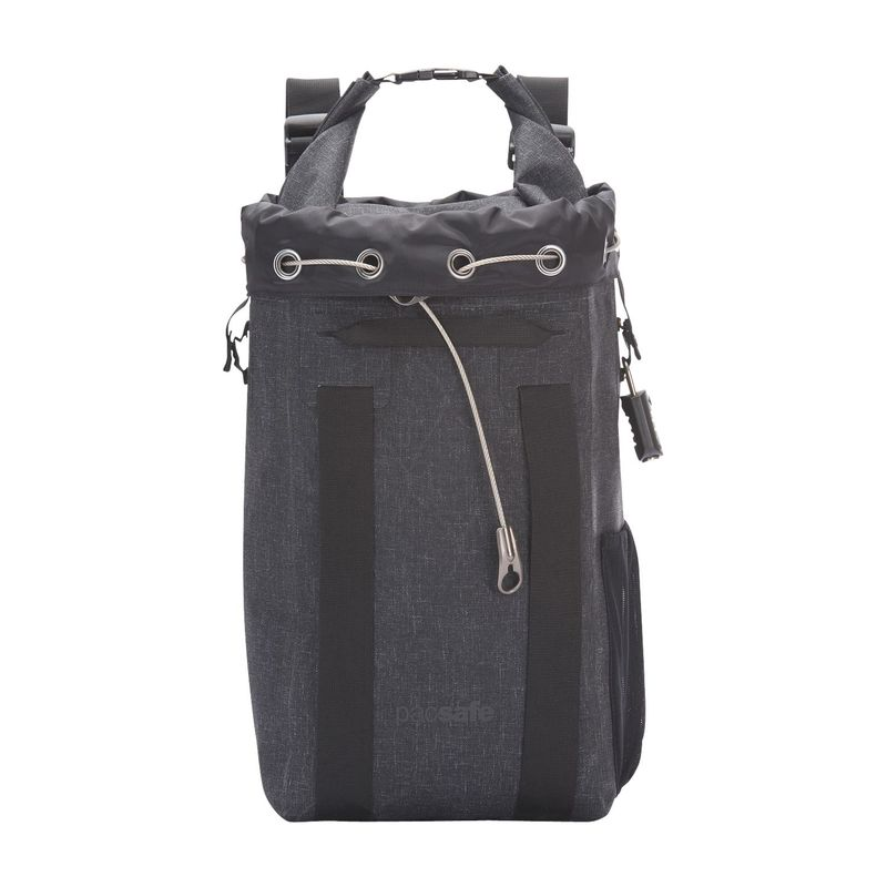 パックセーフ メンズ バックパック・リュックサック バッグ Dry 15L Anti-Theft Waterproof Safe Charcoal