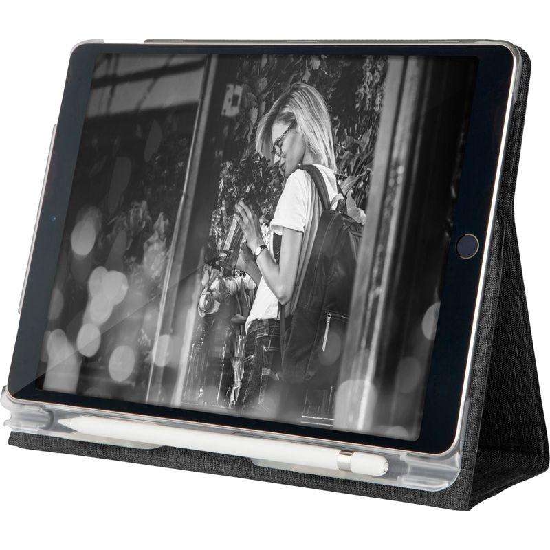 STMグッズ メンズ PC・モバイルギア アクセサリー Atlas Case for iPad 5th Gen 9.7, iPad 6th Gen 9.7, iPad Pro 9.7, iPad Air 1, iPad Air 2 Charcoal
