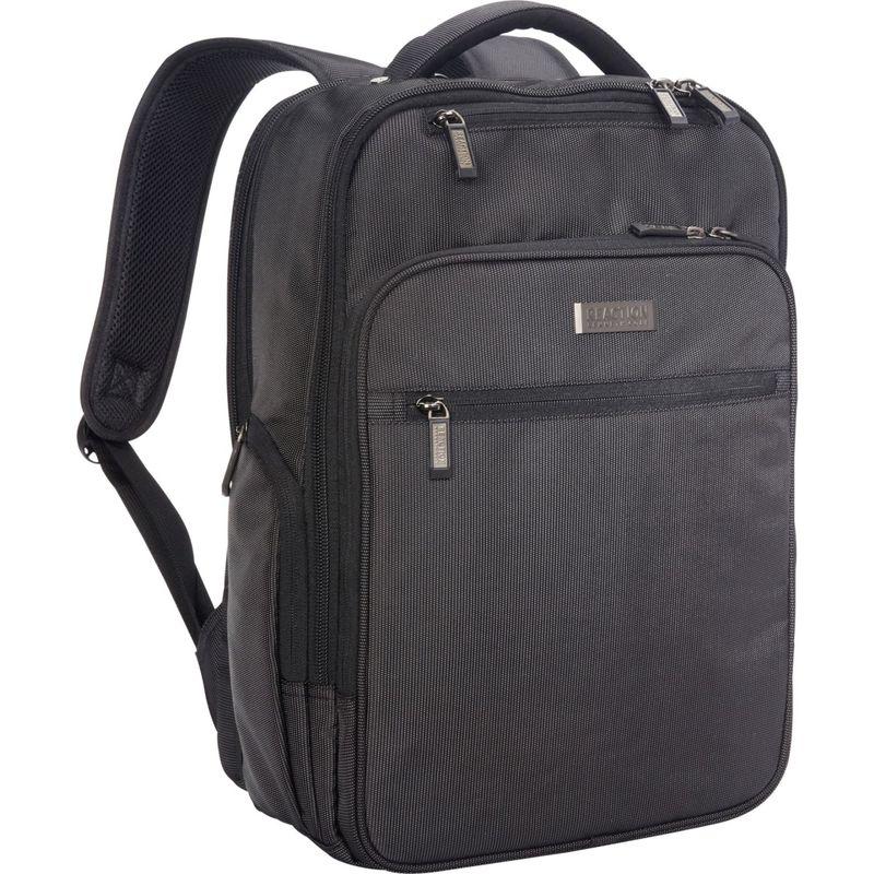 ケネスコール メンズ スーツケース バッグ The Brooklyn Commuter 15 RFID Laptop Backpack - eBags Exclusive Pin Dot Charcoal - Exclusive